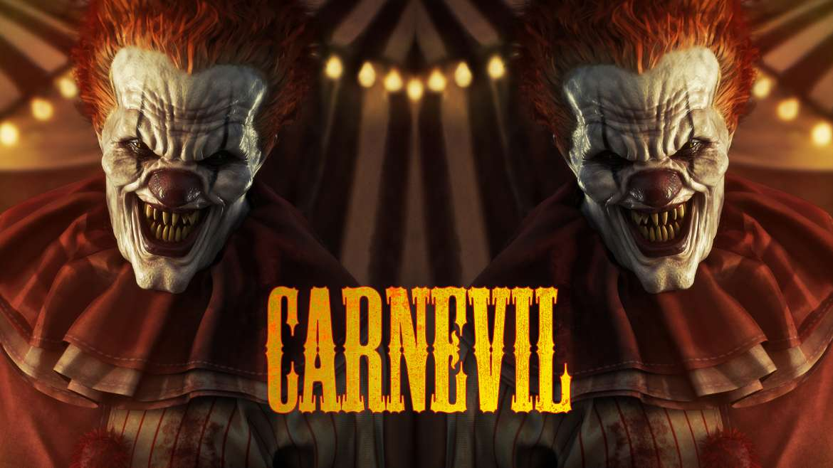 Carnevil – Creepy Carnival Escape Room!