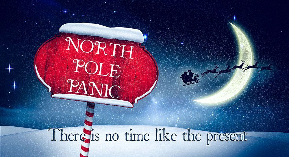 North Pole Panic