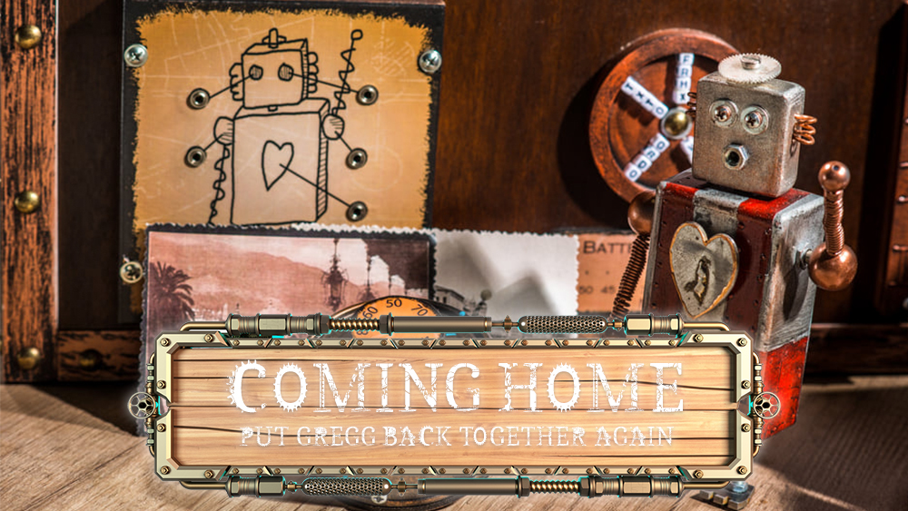 Coming Home – Escape Box Adventure